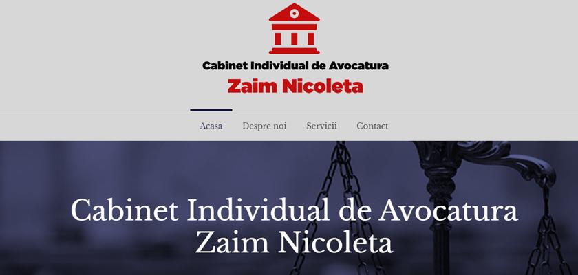 creare site avocat